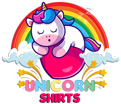 Unicorn T-shirt Logo