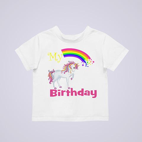 Birthday-Unicorn-Shirts-white