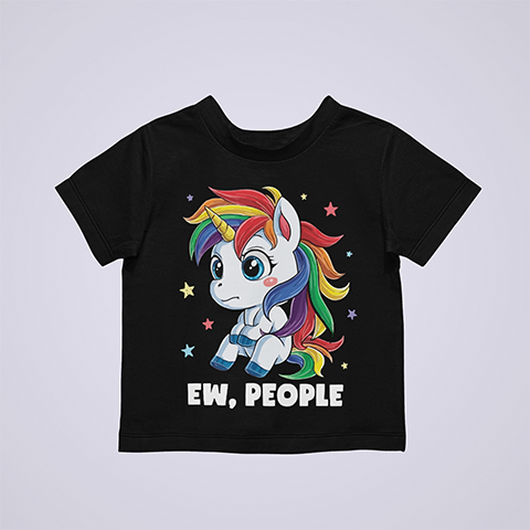 Unicorn Ew People Shirt